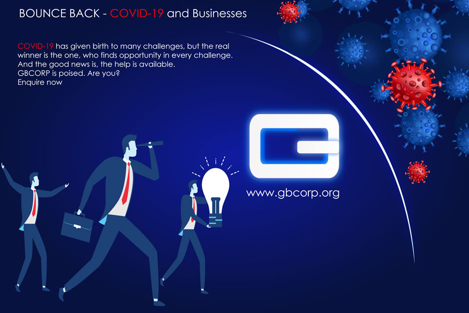 BOUNCE BACK – COVID-19 and Businesses