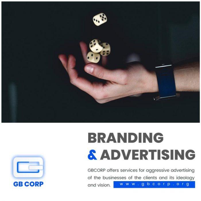 gbcorp branding
