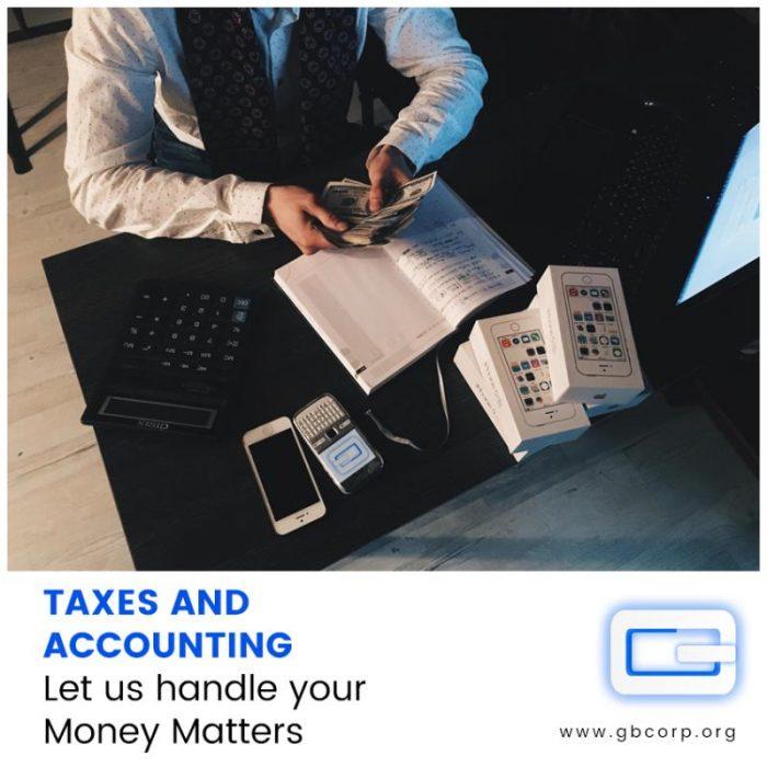 gbcorp taxes